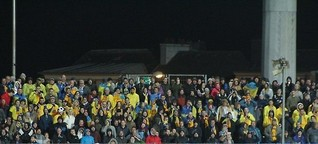 "Luxembourg-Ukraine : "" Un manque de formation des stewards """