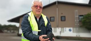 In diesem Kompostwerk soll der PFC-Skandal begonnen haben