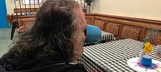 Wo Abhängige und Obdachlose in Karlsruhe in Ruhe Alkohol trinken können