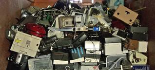 Elektroschrott - Giftmüll und Ressourcenschatz |Planet Wissen am 18.11.2019 | WDR | SWR | ARD-alpha