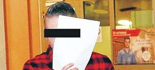 Prozess in Hamburg: Wollte er seinen Facebook-Flirt auf den Strich schicken?