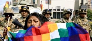 Bolivien: Die Zeitmaschine von La Paz