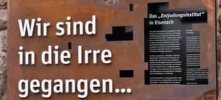Christen jüdischer Herkunft - Von der evangelischen Kirche in der NS-Zeit im Stich gelassen