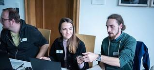 Seminar: Sensorjournalismus: Online & Mobile
