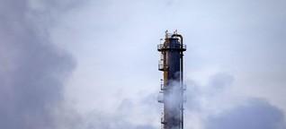 Schwefelhexafluorid schlimmer als CO2?