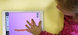 Digitale Medien in der Kita: Wie ein Tablet die Erziehung bereichern kann - SPIEGEL ONLINE - Leben und Lernen