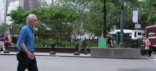 Dieser Mann verpfeift Parksünder für Geld