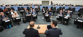 U-Ausschuss NSU: Eine Zwischenbilanz