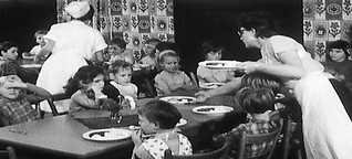Gequälte Kinder, gebrochene Erwachsene