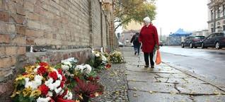 Eine verwundete Stadt: Halle nach dem Anschlag