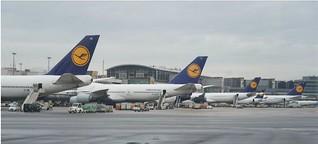 Streik bei Lufthansa: Wie funktioniert ein Tarifvertrag?