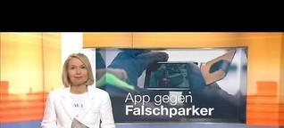 Knöllchen-App gegen Falschparker