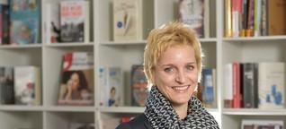 Wie Nina Hugendubel den Buchhandel neu erfindet