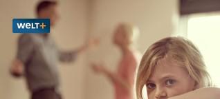 Paartherapeutin: So trennen Sie sich, ohne dass die Kinder leiden
