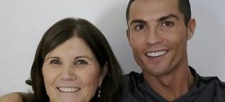 Liebe Frau Mama Ronaldo, nein, Ihr Sohn Cristiano ist kein Superheld!