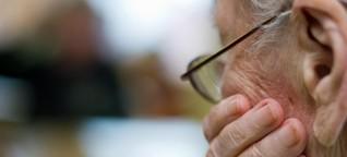 Medikamente gegen Alzheimer - Rückschläge verzögern die Entwicklung