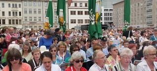 Deutsches Evangelisches Chorfest lockt Tausende | DW | 28.06.2014