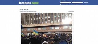 Geliked, geteilt: Medien in der Ukraine | DW | 10.08.2014