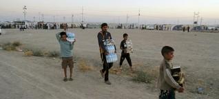 Nordirak: Erste Erfolge der US-Intervention? | DW | 10.08.2014