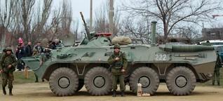 Krim-Krise: Die Mittel der NATO sind begrenzt | DW | 02.03.2014