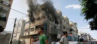 Zerstörte Hoffnung in Gaza | DW | 01.08.2014