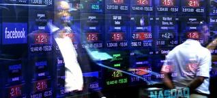 Greenpeace verliert Spendengelder an der Börse | DW | 15.06.2014