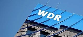 """""""Umweltsau"""": Rechte demonstrieren vor WDR-Zentrale in Köln"""