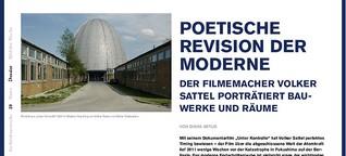 Poetische Revision der Moderne – BAUNETZWOCHE #500