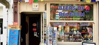 Belgien: Bier und Bars in Antwerpen