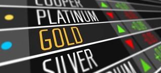 Goldpreis 2020: Experten sehen Kurspotenzial