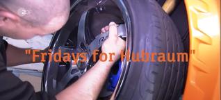 Friydays for Hubraum: Von Hatern überrannt
