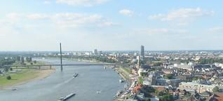Der Düsseldorfer Wiederaufbau: Das Janus-Gesicht der neuen Stadt