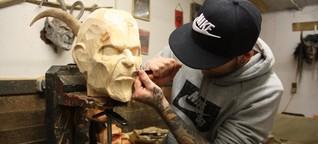 Der Maskenmacher (Kurier)