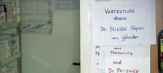 Die Ordination mit 15 Ärzten (ORF Niederösterreich)