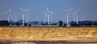 RWE: Solar und Wind statt Kohle und Atomkraft
