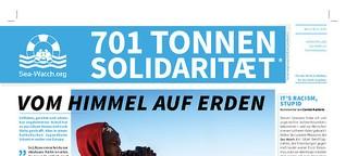 701 Tonnen Solidarität - Eine Sea-Watch Zeitung