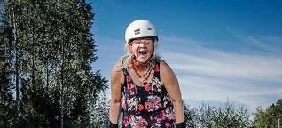 "Social Clip / Frau tv – ""Für's Skaten ist man nie zu alt"""