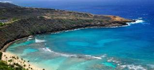 Diese berühmte Bucht auf Hawaii steht für das Ende des Paradieses