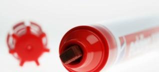 Innovativer Mittelstand: Edding muss permanent Farbe bekennen