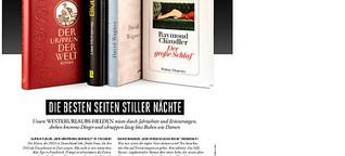 Literaturseite im Playboy 01/20