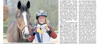 Kieler erfolgreich bei den Special Olympics