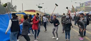 Irak nach dem Tod von Soleimani: Angst vor dem Bürgerkrieg
