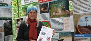 Christina Haverkamp kämpft für die Yanomami-Indianer