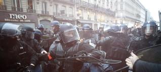 Frankreich: Wenn Worte nicht mehr helfen