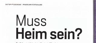 Plege in Deutschland