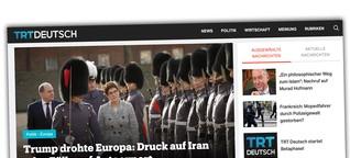 Türkische Propaganda mit journalistischem Anstrich