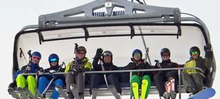 BR24: Skitourimus - Wie klimaschädlich ist Kunstschnee wirklich?