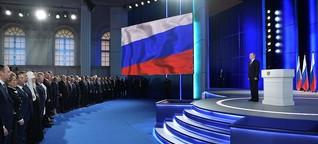 Russland: Der ewige Putin