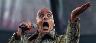 """Konzertkritik: Rammstein in Moskau - Wenn 81.000 Russen """"Deutschland"""" brüllen"""