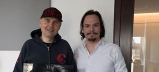 """Billy Corgan: """"Versagen dürfen bedeutet Freiheit"""" - laut.de - Interview"""